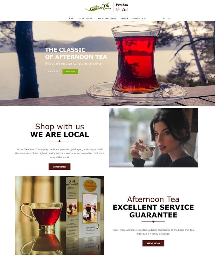 Quality Tea Company